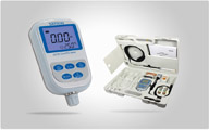 SX726 Portable Cond / TDS / Sal / Res / DO / Temp Meter: