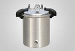 YXQ-SG46-280SA 手提式煤电二用灭菌器(移位快开门)