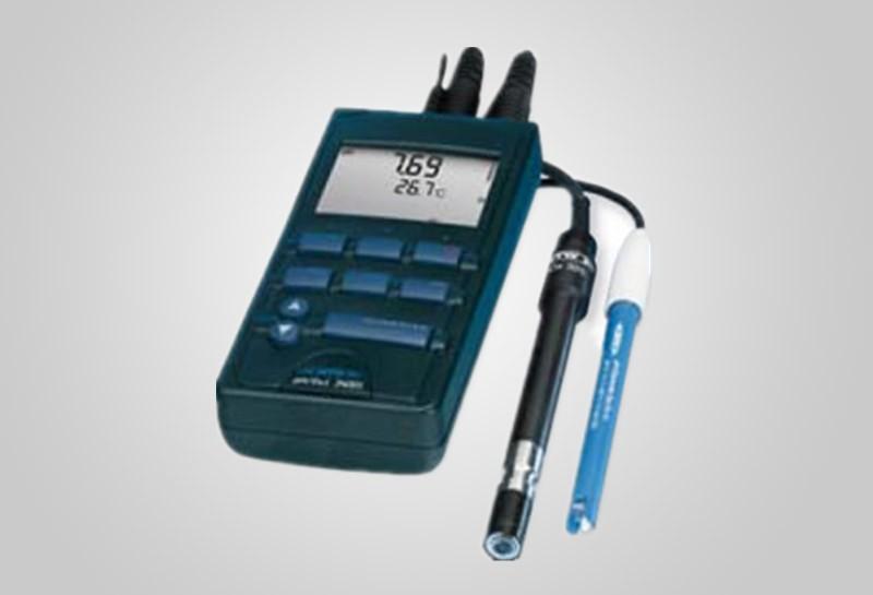 【WTW】pH/Oxi 340i手持式PH计/溶解氧测试仪