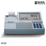 哈纳HI122实验室高精度pH/ORP/温度测定仪【内置打印】