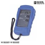 哈纳HI955501,HI955502四线Pt100温度测定仪