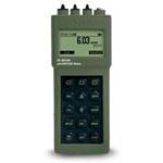 哈纳HI98184高精度防水型pH/ORP/ISE/温度测定仪
