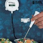 哈纳HI146-00高精度悬挂式温度测定仪