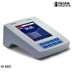 哈纳HI4321实验室高精度彩屏电导率测定仪
