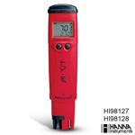 哈纳HI98127/HI 98128防水型pH/温度笔式测定仪