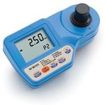 哈纳HI96745余氯/总氯/pH值/总硬度/铁五合一测量仪
