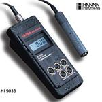 哈纳HI9033防水便携式电导率测定仪