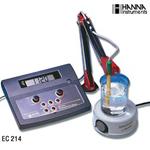 哈纳EC214实验室台式电导率测定仪