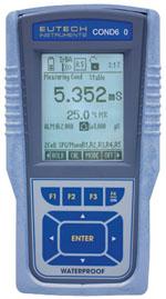 【美国优特】CyberScan COND600型便携式电导率/TDS测定仪